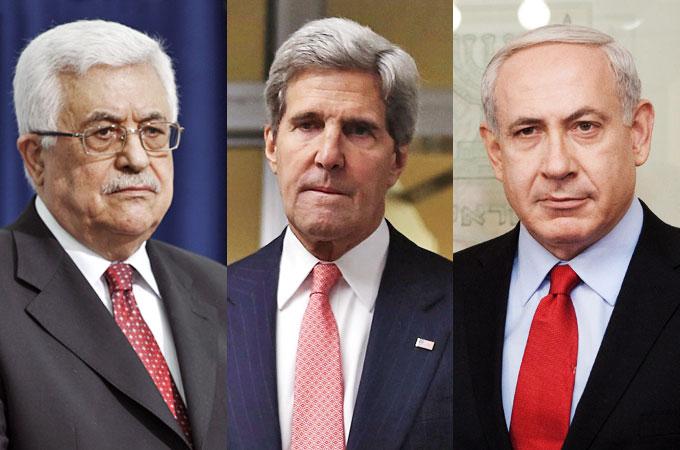 Trattative di pace Israele Palestinesi