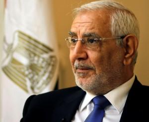 رئيس حزب مصر القوية  عبد المنعم أبو الفتوح