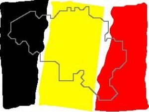BelgiumFlagMap