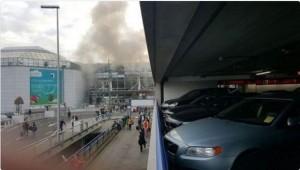 تفجيرات مطار بروكسل