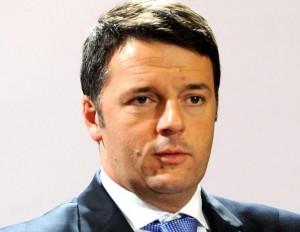 رئيس الوزراء الإيطالي ماتّيو رينزي