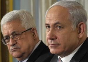 نتنياهو عباس