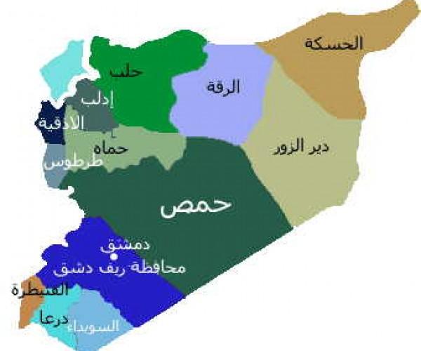 تنظيم داعش يتوسع في دير الزور شمال شرق سورية