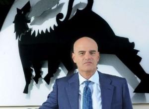 الرئيس التنفيذي لشركة (إيني) للطاقة  كلاوديو ديسكالزي