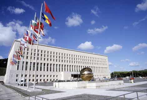 مقر وزارة الخارجية الإيطالية