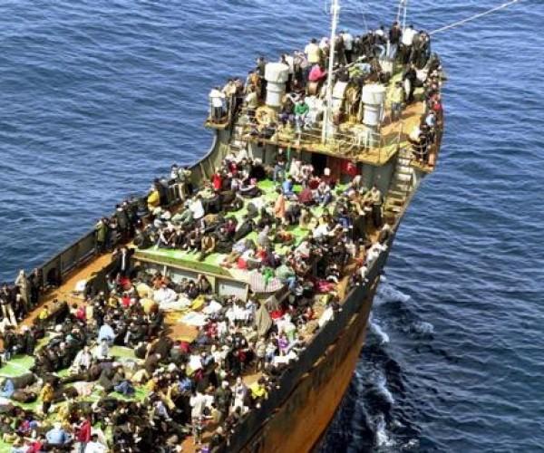 سالفيني: 30 ألف عملية رسوّ لمهاجرين ووزيرة الداخلية لا تحرك ساكنًا
