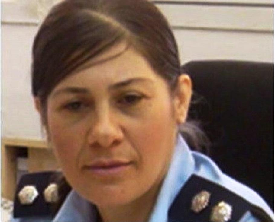الناطقة بلسان الشرطة الإسرائيلية  لوبا السمري