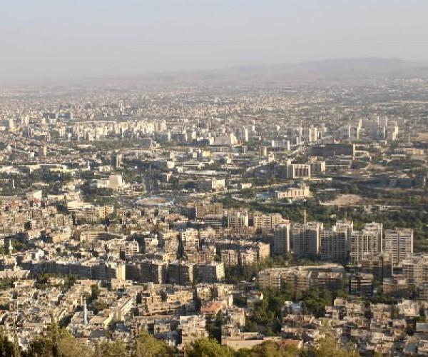 هدنة نهائية في وادي بردى غرب دمشق