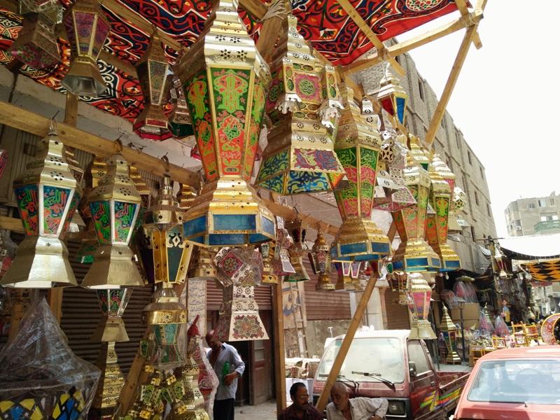رمضان في مصر ـ فوانيس صفيح