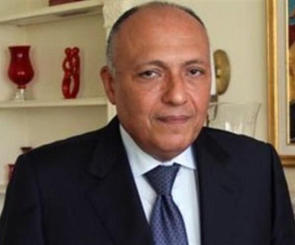 مصر: وزير الخارجية الى باريس لتفعيل عملية السلام