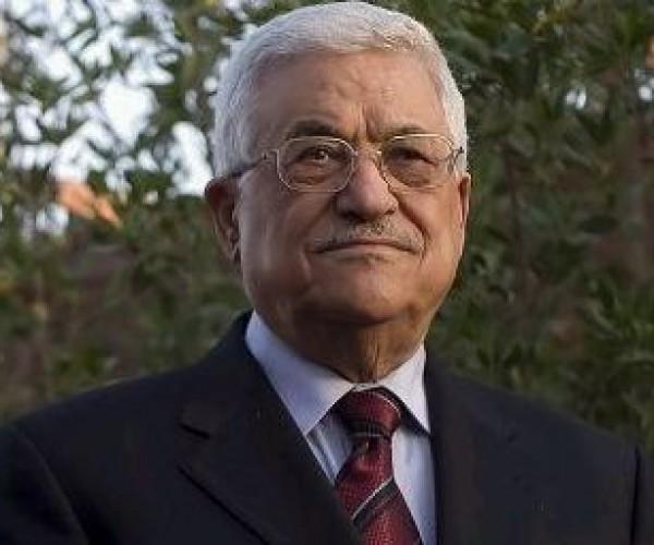 عباس يريد مقاضاة بريطانيا بسبب وعد بلفور