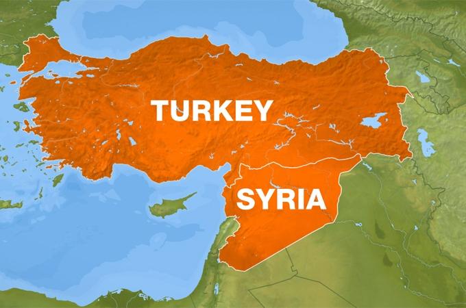 Turkey_SyriaMap