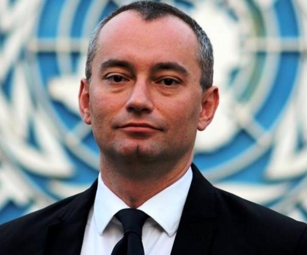 مبعوث الأمم المتحدة: لا افق لإستئناف المفاوضات الفلسطينية الإسرائيلية