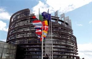 مقر البرلمان الأوروبي ستراسبورغ