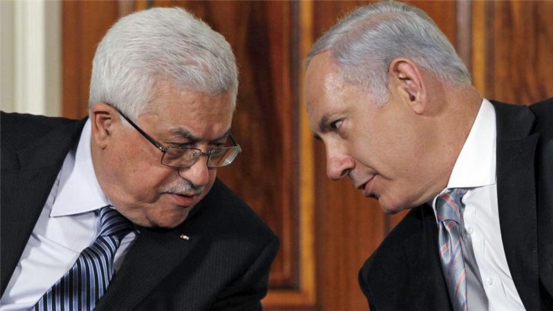 عباس و نتنياهو