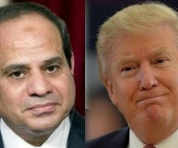 الرئاسة المصرية: نتطلع لانطلاقة جديدة للعلاقات في عهد ترامب