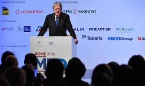 رئيس الوزراء الإيطالي باولو جينتيلوني