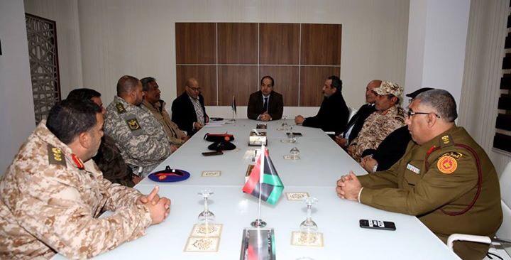 إجتماع للمجلس الرئاسي الليبي