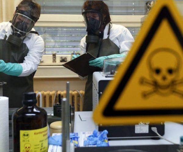 الاتحاد الأوروبي: عقوبات على روس وسوريين بسبب السلاح الكيمياوي