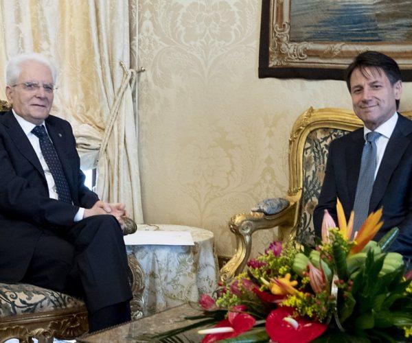 إيطاليا: رئيس الجمهورية يكلف رسميا كونتي بتشكيل الحكومة