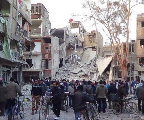 منظمة التحرير تفتح باب التسجيل للنازحين الراغبين بالعودة الى مخيماتهم بسورية