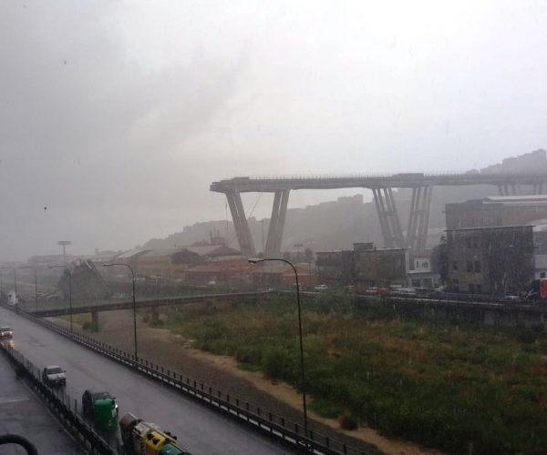 مسؤول إيطالي: مشكلة إنْ تجاوزت مدة إعادة بناء جسر جنوة الـ15 شهرًا