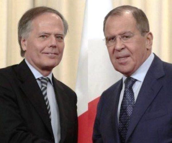 وزير الخارجية الإيطالي يلتقي نظيره الروسي الجمعة المقبل