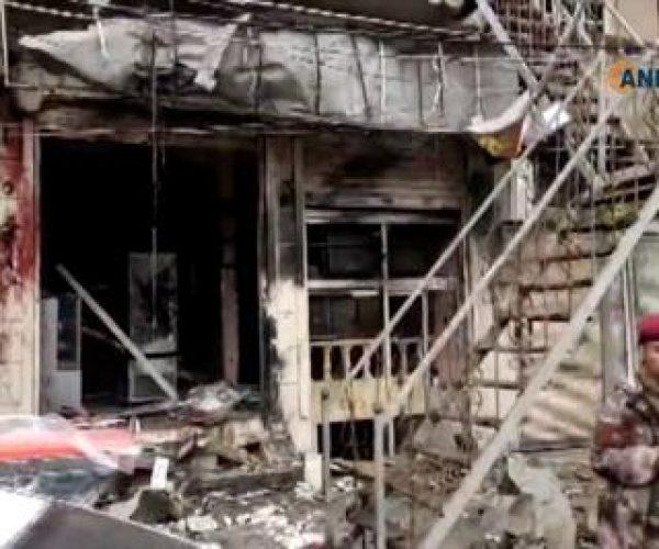 سورية: تضارب بشأن طبيعة تفجير منبج وعدد القتلى الأمريكيين