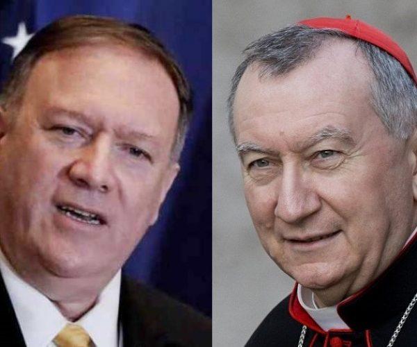 الفاتيكان: بومبيو يلتقي الكاردينال بارولين في الأول من أكتوبر