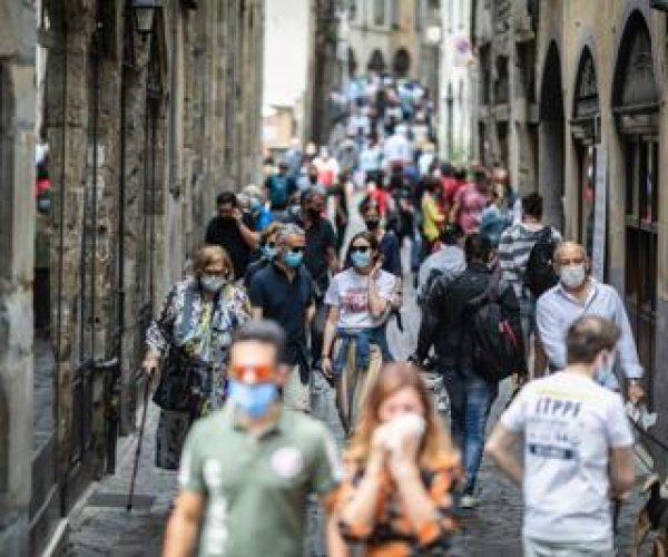 مسؤول صحي إيطالي: لاتسيو وكامبانيا معرضتان لخطر كوفيد 19