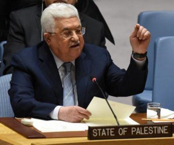 عباس للمبعوث الأمريكي: ضرورة التدخل لوضع حد للعدوان